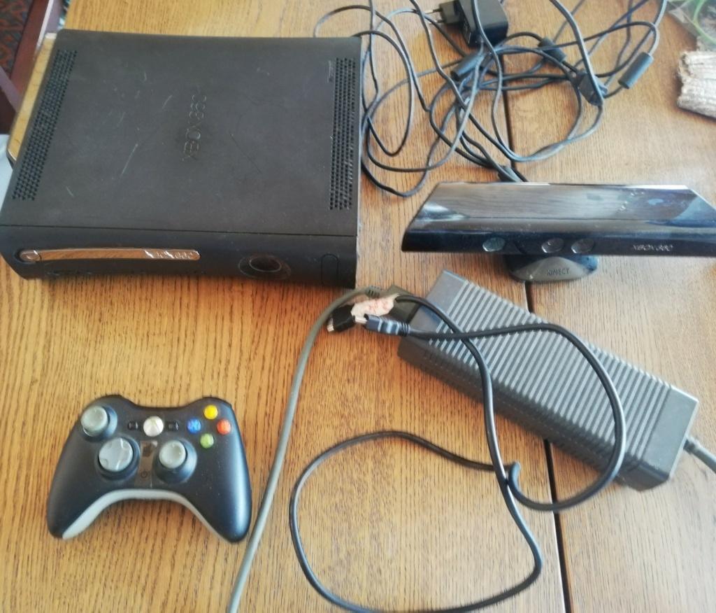 [VDS] XBOX 360, Kinect et 10 jeux 360_b10