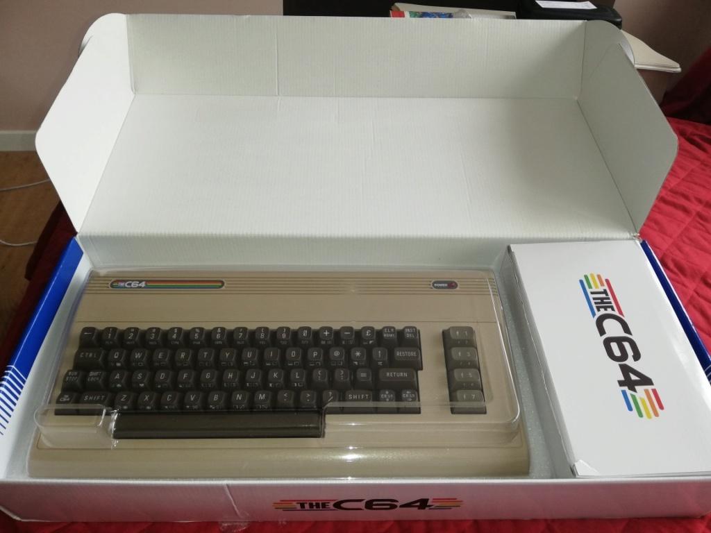 [vendu] the C64 Maxi, le nouvel/ordi console Commodore 64 maj PRIX C64_410