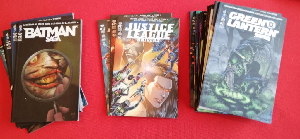 [VDS] comics fascicules et albums Fr et VO Comics13
