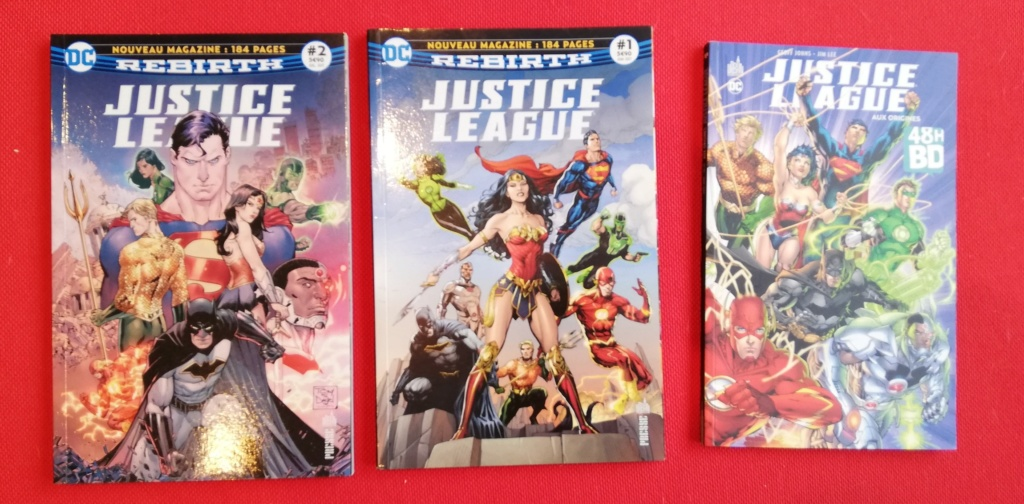 [VDS] comics fascicules et albums Fr et VO Comics14