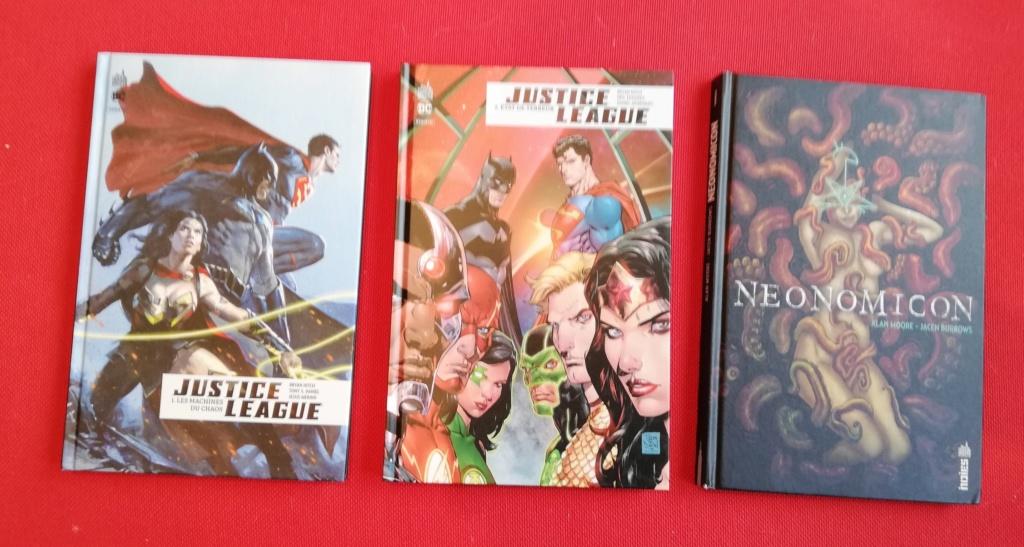 [VDS] comics fascicules et albums Fr et VO Comics15