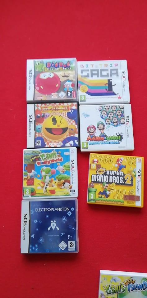 [VDS/ECH/ACH] NINTENDO jeux  Switch Sonic, La Mulana, Giana Sisters et autres jeux Nintendo Ds11