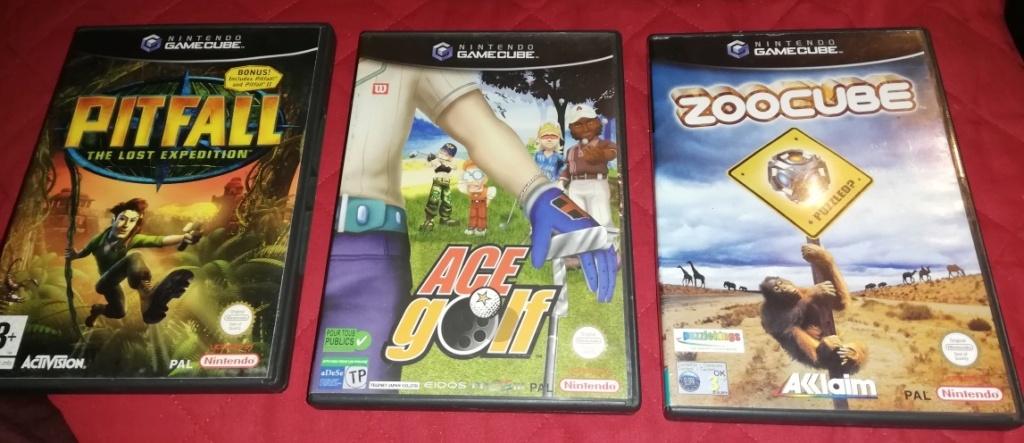 [VDS/ECH/ACH] NINTENDO jeux  Switch Sonic, La Mulana, Giana Sisters et autres jeux Nintendo Gc_new10