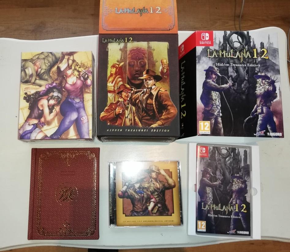 [VDS/ECH/ACH] NINTENDO jeux  Switch Sonic, La Mulana, Giana Sisters et autres jeux Nintendo Mulana10