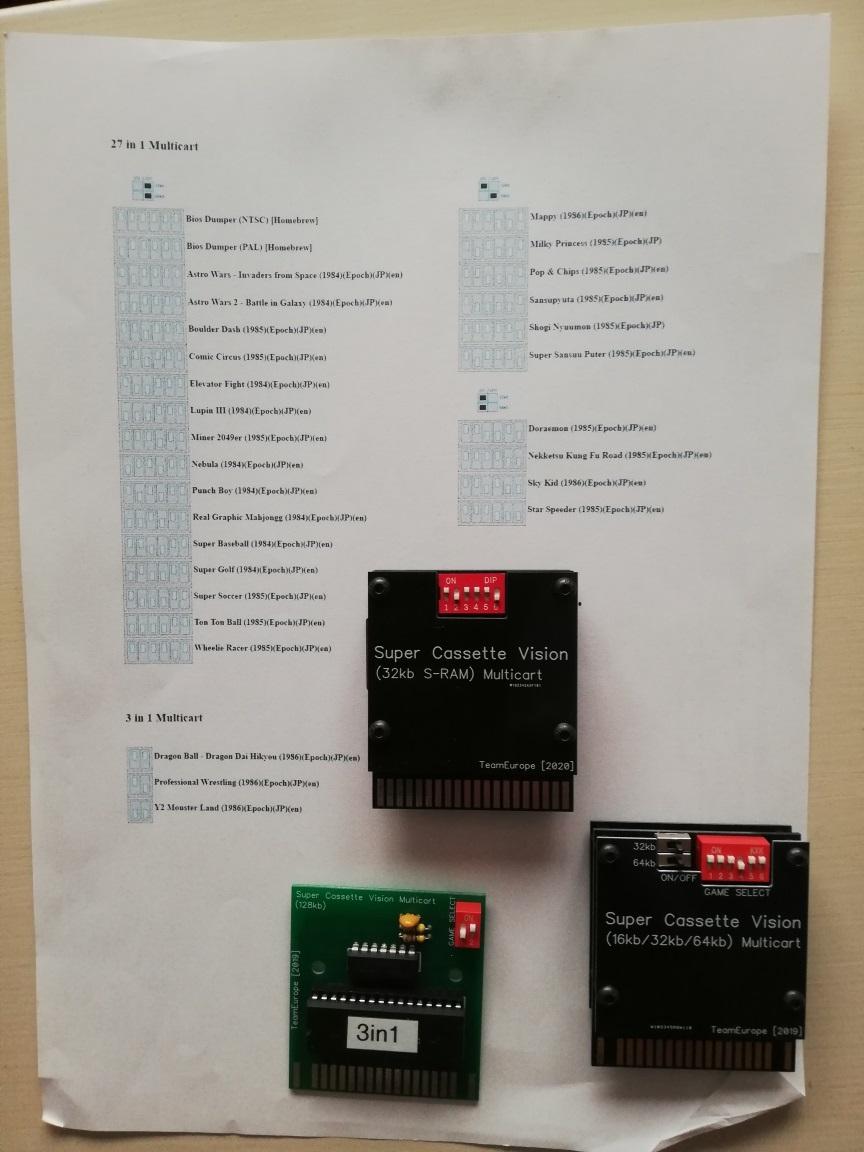 [VENDU] console Super Cassette Vision , 2 jeux et 3 multicartes Multi_11