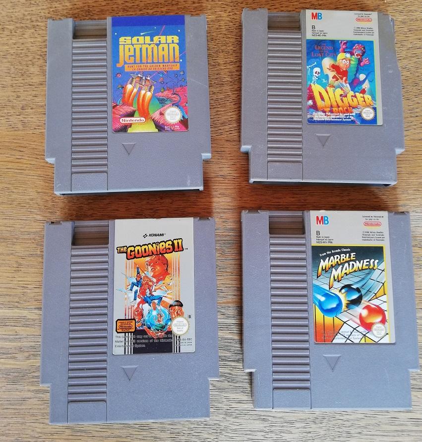 [VDS/ECH/ACH] NINTENDO jeux  Switch Sonic, La Mulana, Giana Sisters et autres jeux Nintendo Nes11