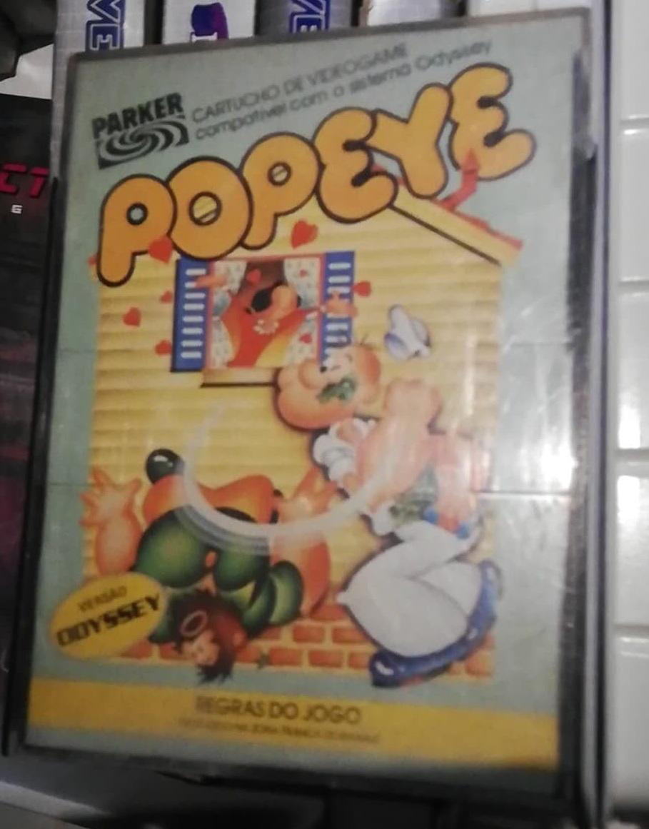 [VDS]  jeux Videopac Popeye10