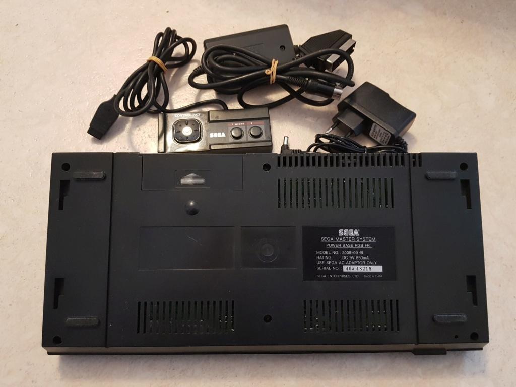 [Vendu] console Master System  Sms_212