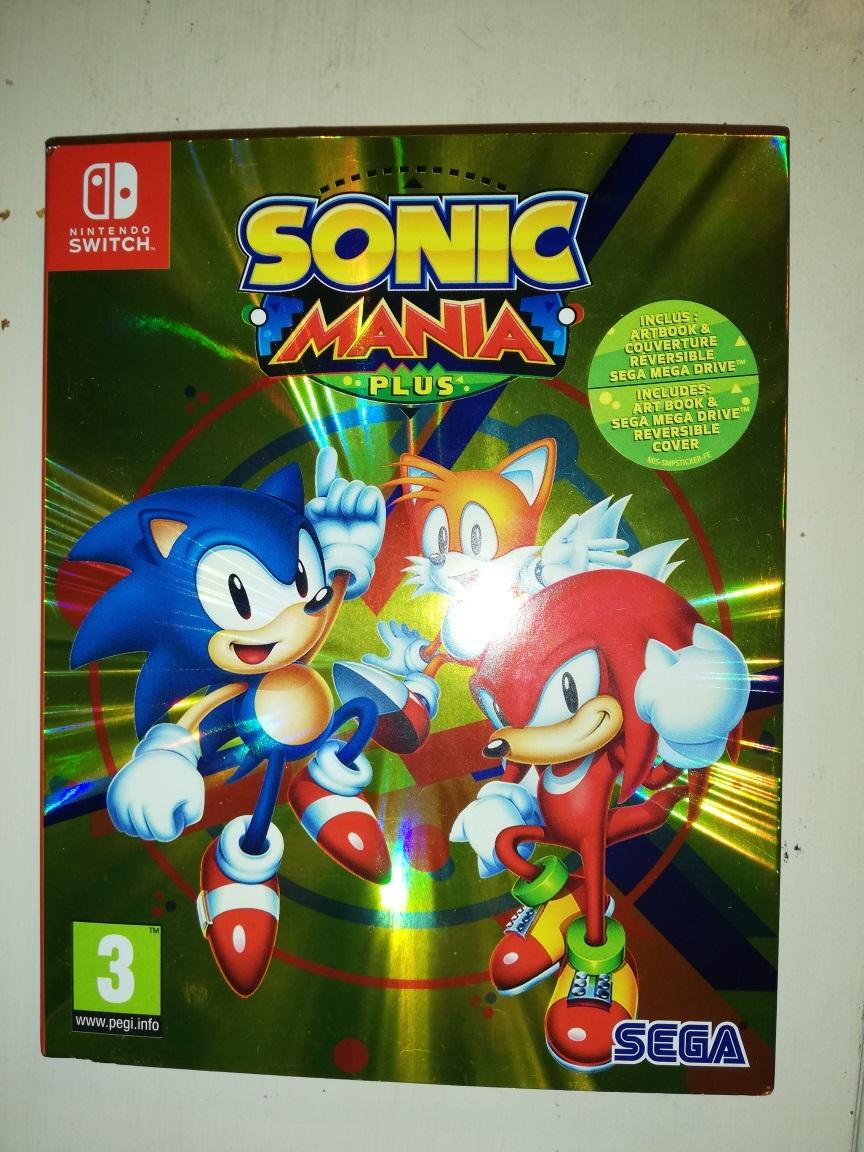 [VDS/ECH/ACH] NINTENDO jeux  Switch Sonic, La Mulana, Giana Sisters et autres jeux Nintendo Sonic11