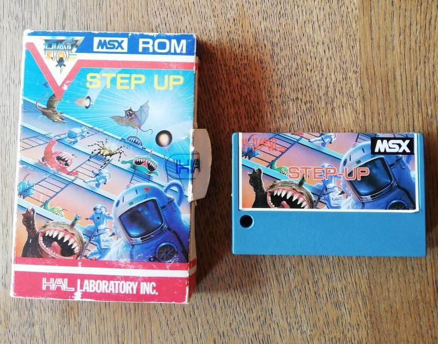 [Vendu] JEU MSX GUARDIC Step_u10