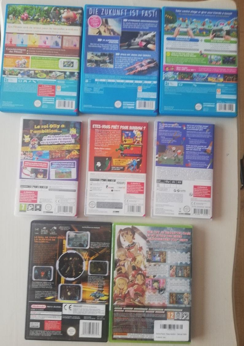 [VDS] 360 Dodonpachi, lot GC Bongo, jeux Gc, Wii, WiiU, Switch, jeux limités SWITCH Sw_210