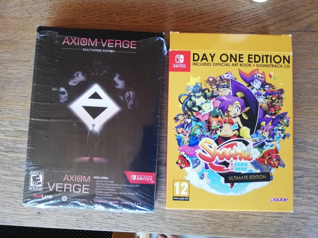 [VDS] jeux Switch (Thumper, Axiom Verge, Shikhindo, Velocity,Cave Story+) Switch16