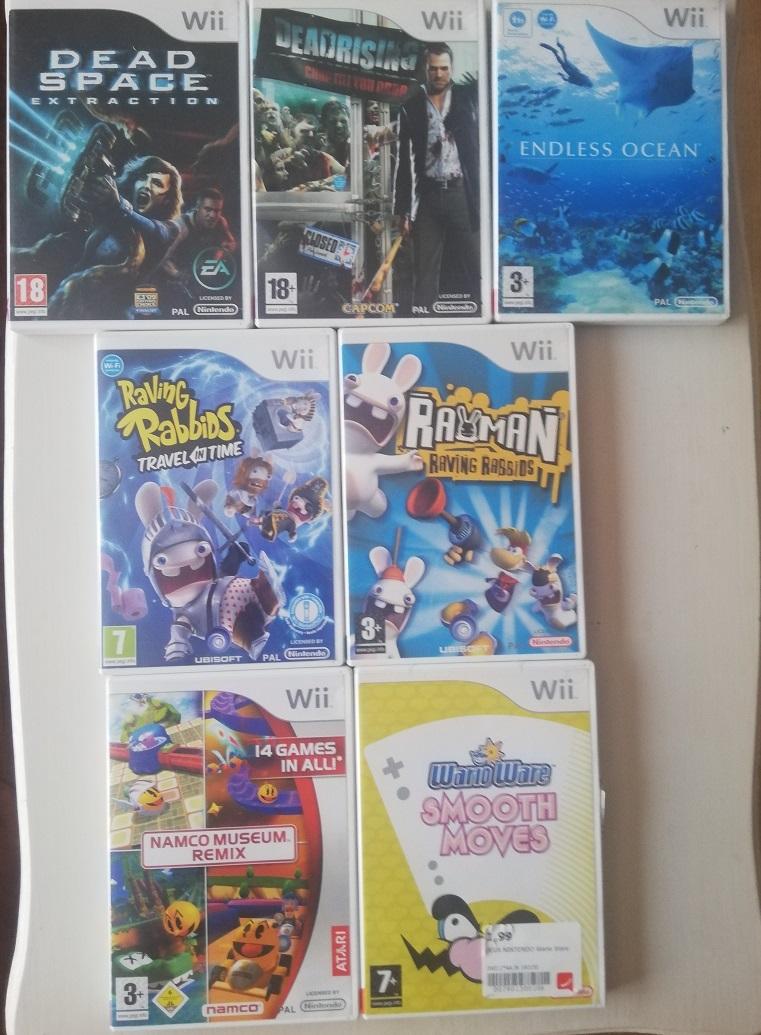 [VDS] 360 Dodonpachi, lot GC Bongo, jeux Gc, Wii, WiiU, Switch, jeux limités SWITCH Wii_110