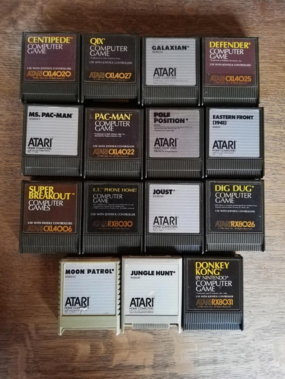 [VENDU] 40 cartouches pour Atari 8 bit Xl_110