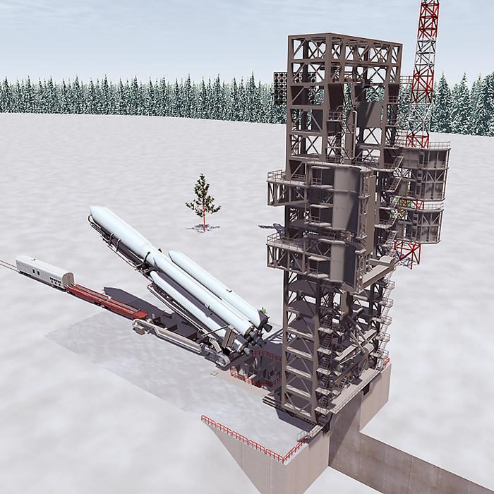 Angara - Le nouveau lanceur russe - Page 12 Angara10