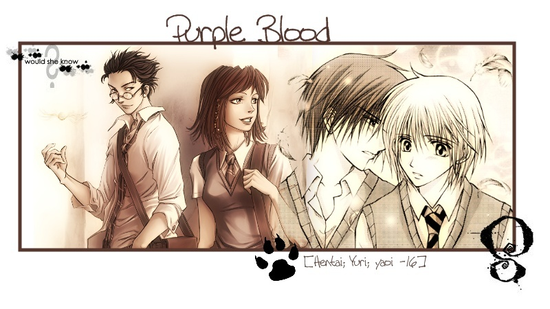 Purple Blood [hentai] Bloody10