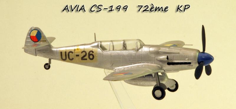AVIA CS-199 [1:72 - KP] Avia_c11