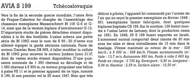 AVIA CS-199 [1:72 - KP] Cs-19910