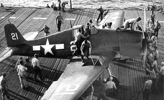 Grumman F6F-3 Hellcat - OTAKI 1/48ème Flight11