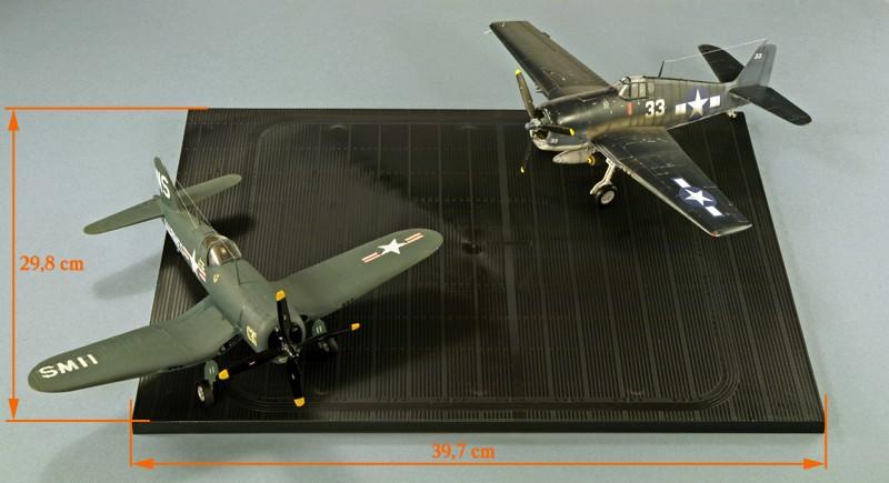 Grumman F6F-3 Hellcat - OTAKI 1/48ème Img_6214