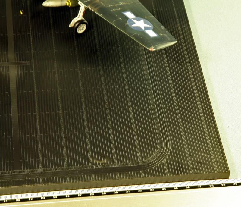 Grumman F6F-3 Hellcat - OTAKI 1/48ème Img_6215
