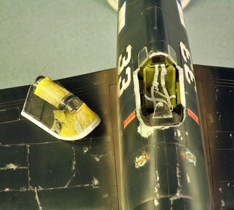 Grumman F6F-3 Hellcat - OTAKI 1/48ème Refect10