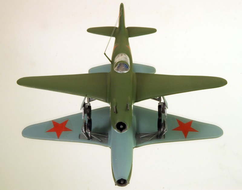 "Yakovlev Yak-15  ""Feather"" [1:72 - Eastern Express]  Yakovl13"