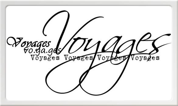 Mots ...mot en scrap 30 juin Voyage14