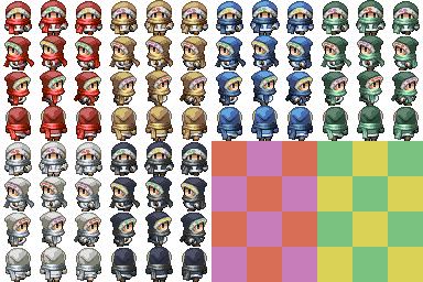 Characters en masse (Famitsu) Noel10