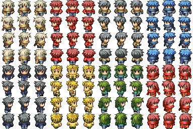 Characters en masse (Famitsu) Persos10
