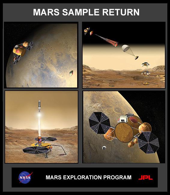 Mars Sample Return - Page 2 Pia05410