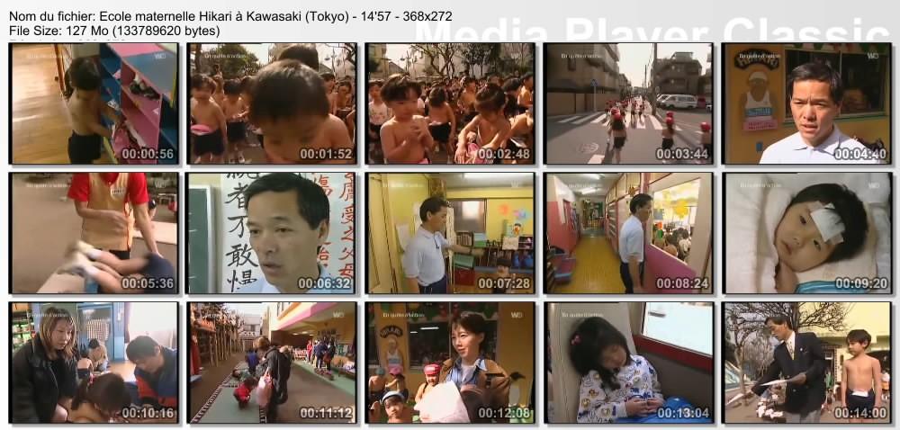 JAPON 27 - Ecole maternelle Hikari à Kawasaki Tokyo  Ecole_10