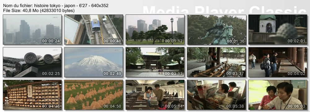 JAPON 15 - Histoire Tokyo et Japon Histoi10