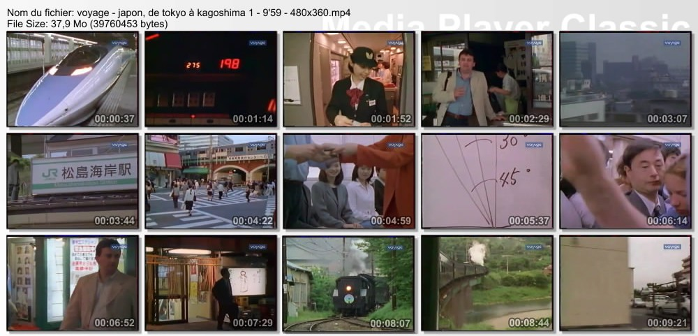 LISTING VIDEOS EXISTANTES - VIDEOS YOUTUBE SUPPRIMEES Voyage10