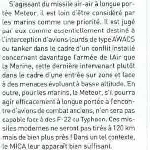 Missiles (Air-Air / Air-Sol / Air-Mer) roquettes et bombes en dotation. - Page 2 Dsi10
