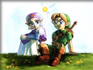 The Legend of Zelda Zelda10