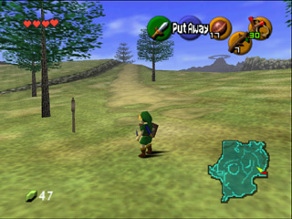 The Legend of Zelda Zelda_10