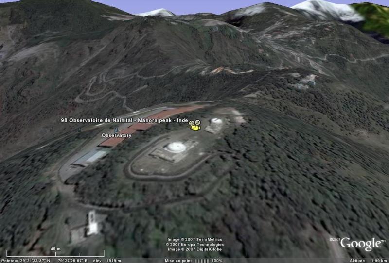 Observatoires astronomiques vus avec Google Earth - Page 16 Observ10