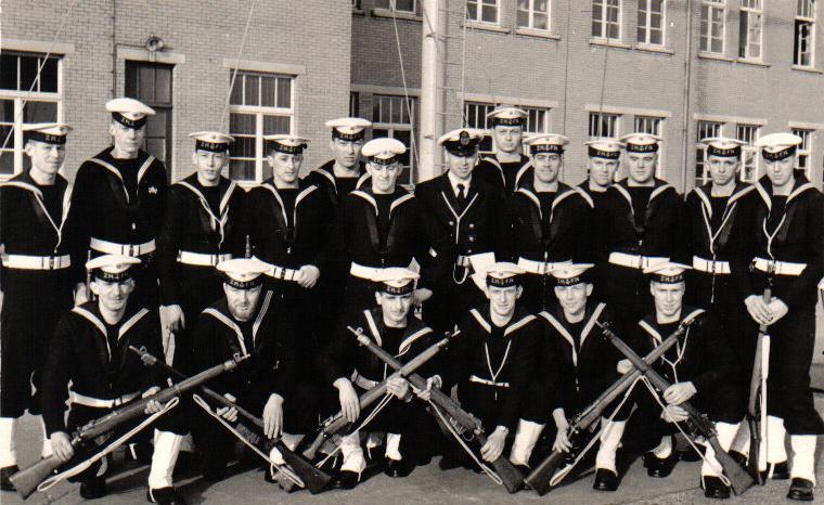 5e. Peloton Bruges St.Croix (décembre 1961) Peloto10