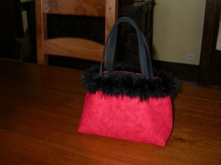 Couture : sac pour maquillage 14656610