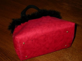 Couture : sac pour maquillage 14656611