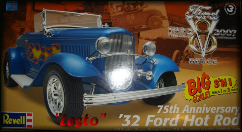 ford '32 hot rod 75th Anniversary Photo_11