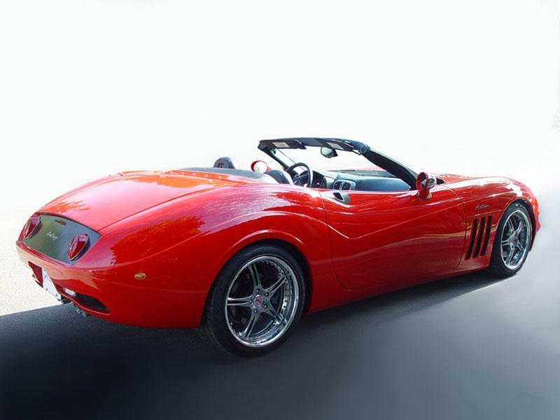 Anteros Corvette 2ly810