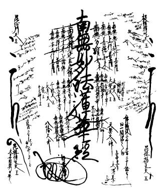 Le bouddhisme de Nichiren Prayer10