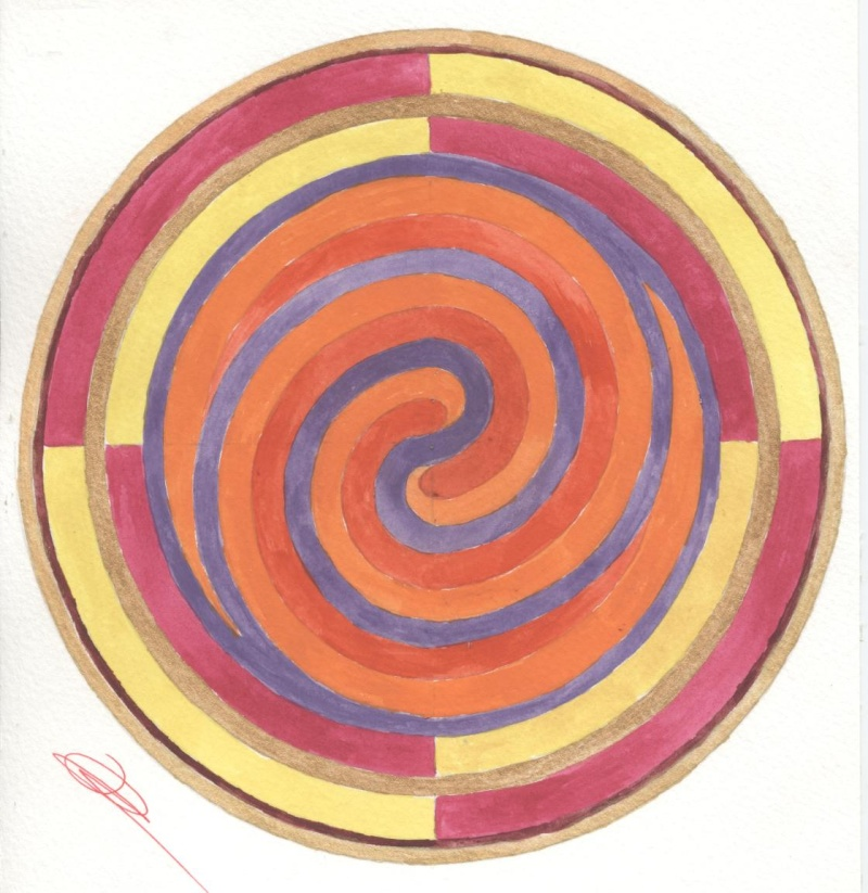 J'aime les entrelacs et autres dessins celtiques Spiral10