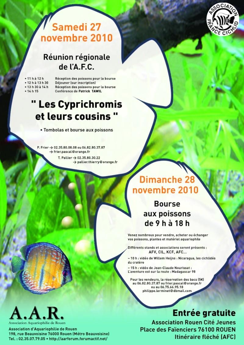 Bourse a Rouen Affich10