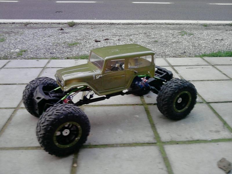 rock crawler hbx 1/8 P1809110