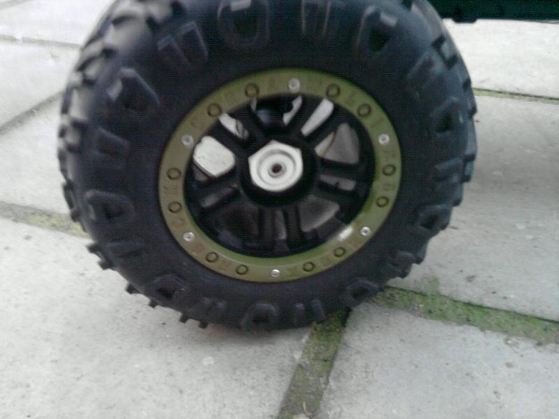 rock crawler hbx 1/8 P1809112