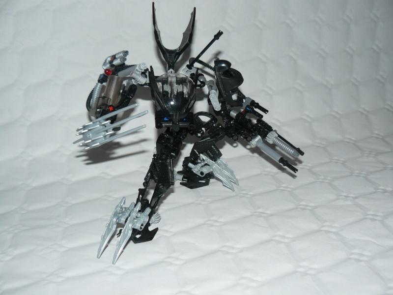 [Concours] BIONICLE Héritage n°1 : Les Tarlokk - Page 7 Robotu10