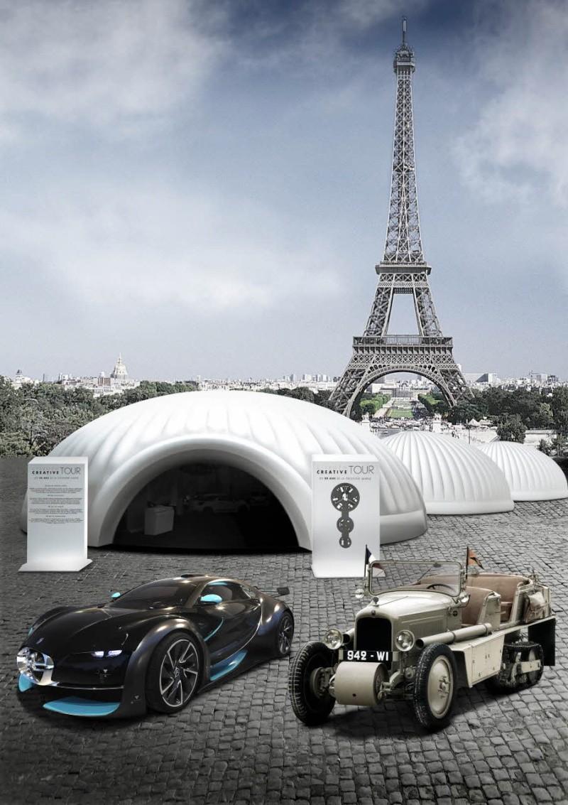[EXPOSITION] Citroën Creative Tour 04654110